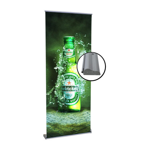 retractable banner stand markham