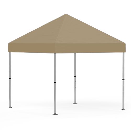 Canopy table cover speak