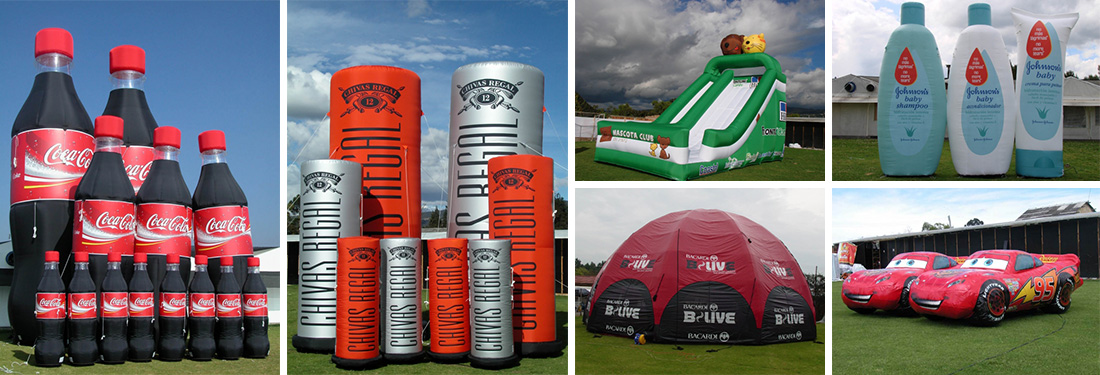 Custom Inflatables Marketing Products | Giant Inflatables Advertising