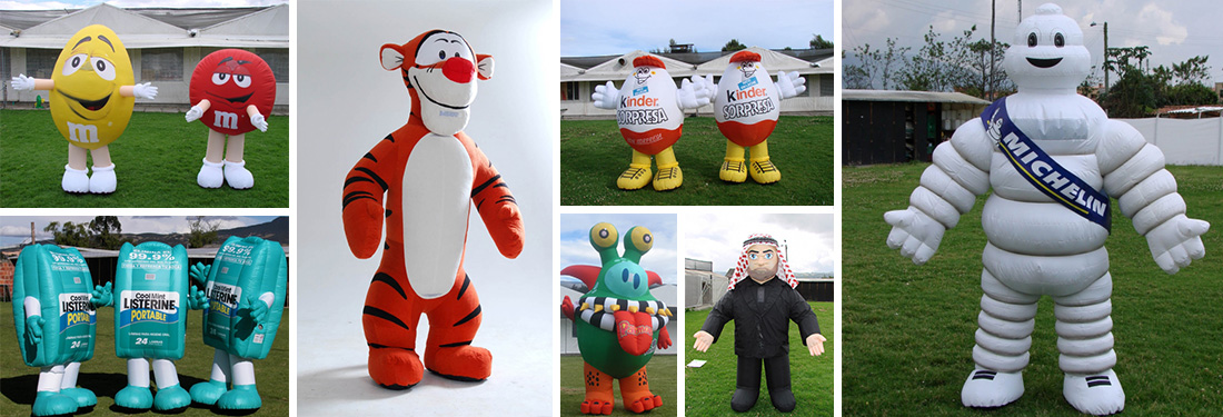 6a7aac39d Inflatable Costumes | Custom Made Inflatable Characters & Mascots